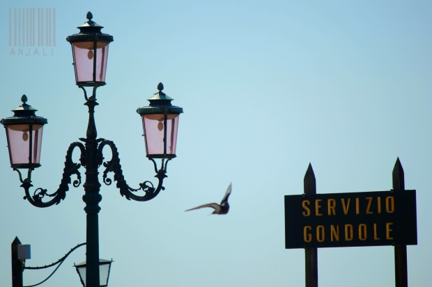 rising high..it lured the new eyes into the gondolas..
